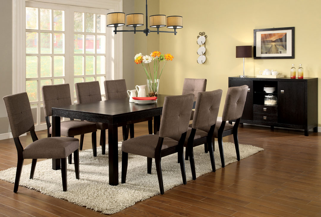 Home Life 5pc Dining Dinette Table Chairs amp Bench Set